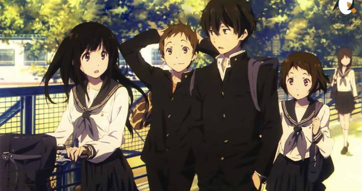 hyouka_dark_short_hair_long_green_eyes_eru_hd-wallpaper-1910602