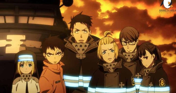 Fire-Force-Team