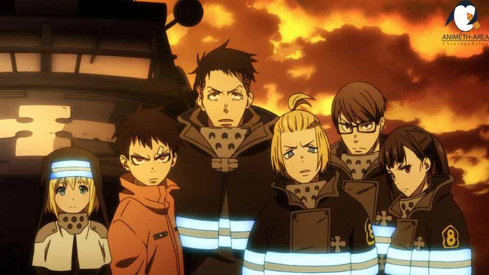 Fire-Force-Team